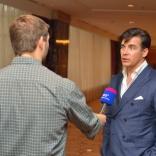 Интервью телеканалу 360