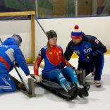 Юниорская сборная команда России приступила к стартовой подготовке на гладком льду