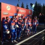 Канадский этап Кубка мира по санному спорту (фото Ивана Невмержицкого)
