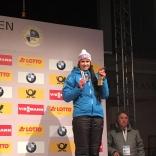 Татьяна Иванова - бронзовый призер чемпионата мира 2016
