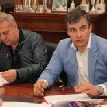 Доклад главного тренера Альберта Демченко