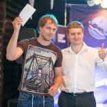III ежегодная Национальная премия в области развития санного спорта и натурбана «Золотые сани»