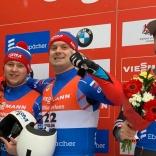 Золото Семена Павличенко и серебро Александра Горбацевича