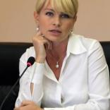Наталия Гарт на заседании Штаба олимпийской подготовки к Играм-2014 в Сочи