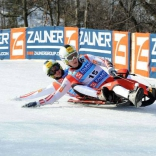 Победители в зачёте двоек Кристиан Шопф/Андреас Шопф (Австрия)