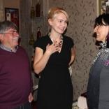 Президент ФССР Наталия Гарт и представители FIL