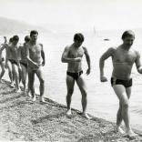 Тренировка Алушта 1983