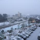 Олимпийская деревня (фото И. Невмержицкого)