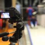 Видеофиксация работы на стартовой эстакаде