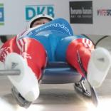 Чемпионат мира по санному спорту. Квалификация мужчин в одиночках и двойках