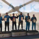 Победители и призеры спринтерской гонки в дисциплине
