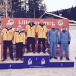 Денисьев и Антонов - бронзовые призеры Лиллехаммера