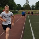 Подготовка к Летнему Кубку - бег 1000 м