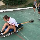 тренировочное мероприятие молодежной сборной команды России по санному спорту в Сочи