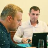 Начальник сборных команд  Артем Петраков