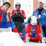Финал Кубка России по санному спорту памяти Леонида Гарта. День второй