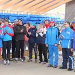 20 марта, СБТ в Красной Поляне, Краснодарский край