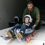 Победитель Первенства мира среди юниоров Всеволод Кашкин готовит молодое поколение. Фото: ОКР