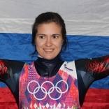Татьяна Иванова седьмая на ОИ в Сочи