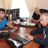 Передача Федерации санного спорта России инновационной системы контроля параметров движения Express-Line