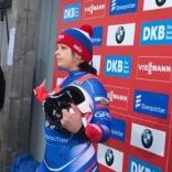 Этап Кубка мира по санному спорту в Альтенберге (фото Р.Сикмашвили)