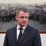 Первый заместитель Президента ФССР Виталий Савилов