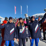 Диана Логинова - бронзовый призер ЮЗОИ 2020, Махаил Карнаухов/Юрий Чирва - бронза , фото: Вера Бардина