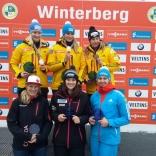 Екатерина Батурина вошла в шестерку сильнейших