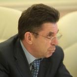 Сергей Швиденко на заседании Штаба подготовки к Олимпиаде-2014