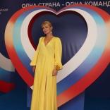 Президент Федерации санного спорта Наталия Гарт