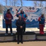 Зимняя Спартакиада учащихся 2017