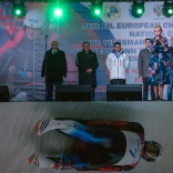 Приветствие Президента ФССР Наталии Гарт