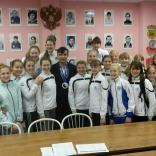 Встреча Альберта Демченко с юными спортсменами