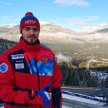 Максим Аравин, сборная России по санному спорту