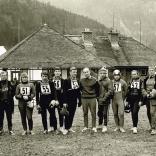 Советские саночники на сборах в ГДР