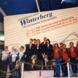 6.Бронзовые медали ЧМ в командной гонке Винтерберг 1989