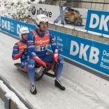 Этап Кубка мира по санному спорту в Альтенберге