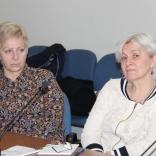 Председатель судейской коллегии Ольга крючкова, судья - Любовь Белокур