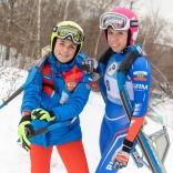 Дарья Малеева и Екатерина Лаврентьева