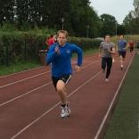 Подготовка к Летнему Кубку бег 1000 м