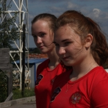 Тренировочный сбор юниоров в МСБК Парамоново