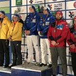 Начало соревновательного сезона молодежной команды, Оберхоф (Германия)