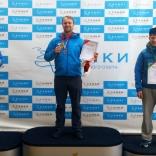 Чемпионат России 2017, мужчины/одноместные сани - спринт