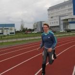 Екатерина Батурина (переменный бег)