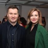 Среди ВИП-гостей Алексей и Галина Немовы