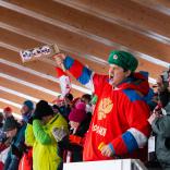 14 февраля 2020, санно-бобслейная трасса в Красной Поляне