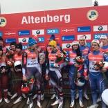 Этап Кубка мира в Альтенберге