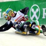 Итальянцы Патрик Пигнетер / Флориан Клара - чемпионы мира в состязаниях двоек