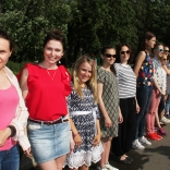 Олимпийский день в парке Сокольники