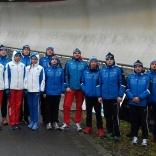 Ледовая подготовка молодежной сборной к сезону 2016-2017